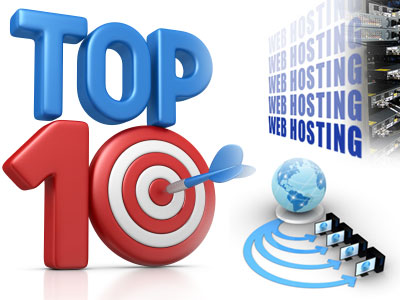 10 Popular Web Site Hosting