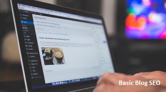 Basic Blog SEO